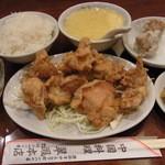 26430624 - 油淋鶏750円2014年4月18日翠鳳 本店
