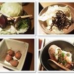 温野菜 - 前菜類