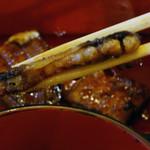 菊菱 - 2014/04/06再訪 鰻もスリムです