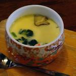 菊菱 - 2014/04/06再訪 茶碗蒸し500円