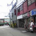 26436867 - 阪急高槻市駅からすぐ、目の前は国道171号線です。