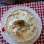 イタリアン・トマト カラオケパーク - 若鶏のアツアツドリア