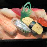 2644352 - 喜八定食(寿司)