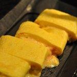 龍 - マヨネーズめんたいの卵焼き