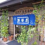 三たてそば 長畑庵 - 外観は普通の蕎麦屋さん