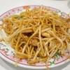 餃子の王将 - 料理写真:ソース焼きそば 472円。