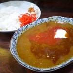 キッチンカミヤマ - ロシアンカレー 950円。