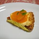 欧風菓子 チロル - 料理写真:デコポンのタルト