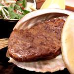 日本料理 桜楽 - <4月夜肉>牛ヒレステーキ