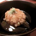日本料理 桜楽 - <4月夜肉>百合根まんじゅう