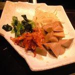 26443361 - ビビンバ牛丼 1000円 の惣菜