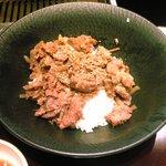 26443493 - ビビンバ牛丼 1000円