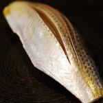 鮨 福元 - 小鰭 天草
