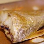 鮨 福元 - のどぐろの焼き物 能登