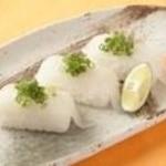 玄品ふぐ 左右海 - ★ふぐ寿司