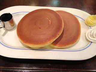 男爵 - 11~4月限定 ホットケーキ