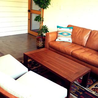 オシャレな空間とソファー席♪