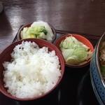 やぶ重 - 料理写真:
