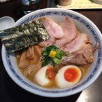 26447750 - 2014年4月現在のちゃあしゅう麺