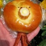 ブロートバウム - タコです。焼きそばパン140円