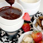 chocola214 - チョコレートフォンデュ