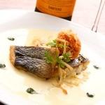 エンジェルフェイク - 本日の魚料理