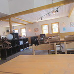 カフェイッポ - cafe IPPOの店内