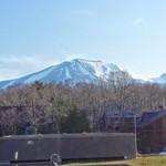軽井沢倶楽部 ホテル軽井沢1130 - 部屋からの浅間山