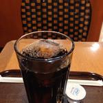 ビナスタカフェ - アイスコーヒー