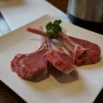 遠野食肉センター レストラン - 骨付きラム