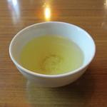 灯 - サービスのお茶