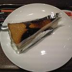 26454902 - モカバナーヌというケーキです。