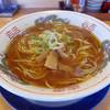 ラーメン麺工房 - 料理写真:シンプルラーメン