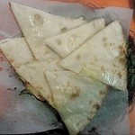 インドキッチン - チーズナン