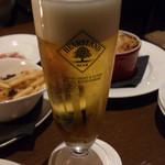 オランジェ - 「ハートランド生」680円