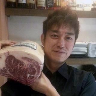 代表桜井和志(弟)魚沼で二十年間焼肉店を営業しています。