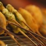澄川串揚げ商店 - 料理写真: