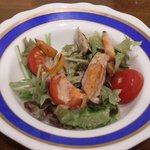アマレット - (昼) 温野菜のサラダ