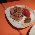 ピノッキオ - 豚肉のパテ