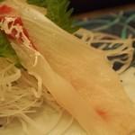 鮨 のぐち - 真鯛
