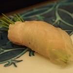 鮨 のぐち - マコガレイ