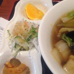 26464771 - 麺セット(小鉢)
