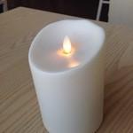 26465953 - 蝋燭状のランプ、なかなか秀品