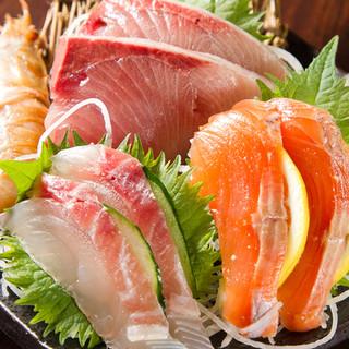 【直送新鮮魚介】輪島漁港直送の新鮮な魚!