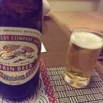 花れんこん - 瓶ビール