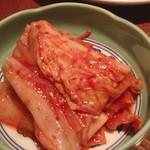 萬来 - 白菜キムチ