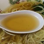 珉珉 - スープ