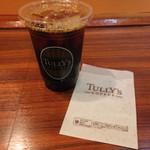 タリーズコーヒー - アイスコーヒーS 310円