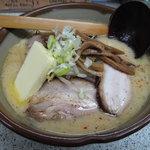 札幌ラーメン めんくら - みそバターミルクチャーシュー 3/29