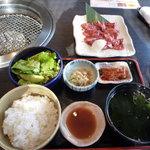 米沢牛焼肉 仔虎 仙台駅前店 - 焼き肉ランチ1450円